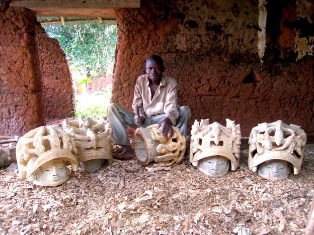 Culte Gélédé Bénin