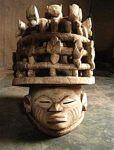 Sculpture Gélédé