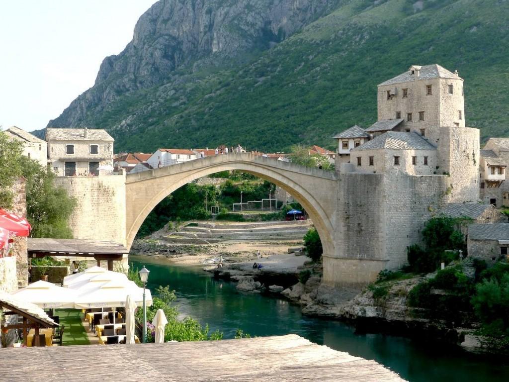 Mostar, Herzégovine