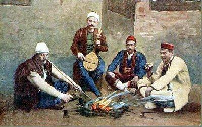 Le sevdah, musique traditionnelle de Bosnie et Herzégovine