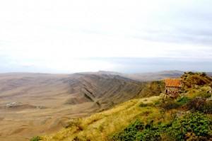 Horizon du Petit Caucase
