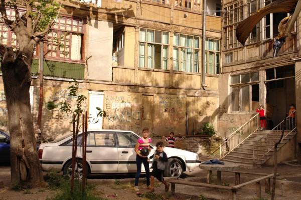 Les Enfants de Tbilisi