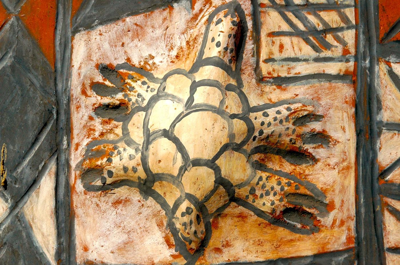 Burkina faso peintures murales kassena le blog de ba tina for Les differents types de peintures murales