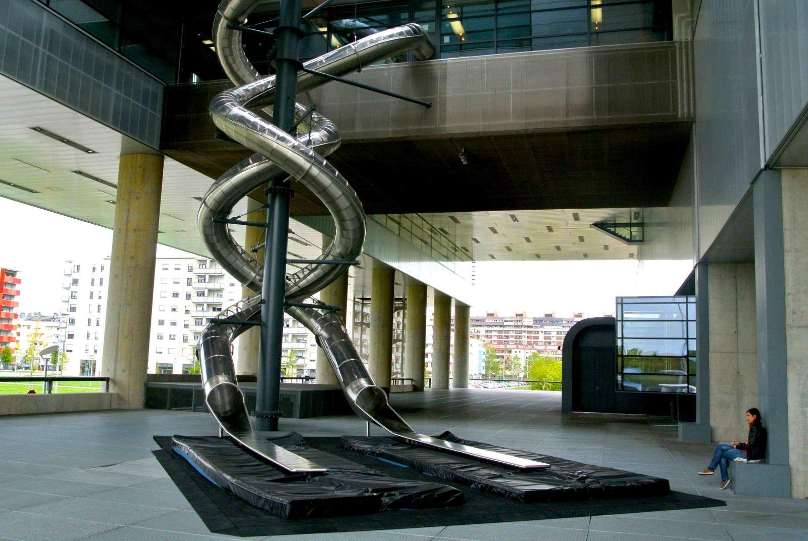 Musée d'Art Contemporain, Nouveau Zagreb, Croatie