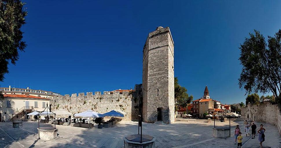 Zadar Pet Bunara, Croatie