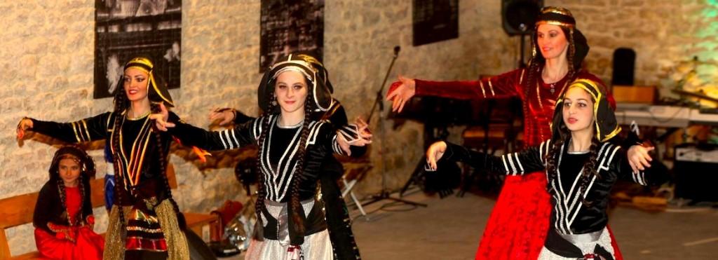 Danses géorgiennes