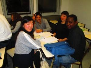 Participants à la formation