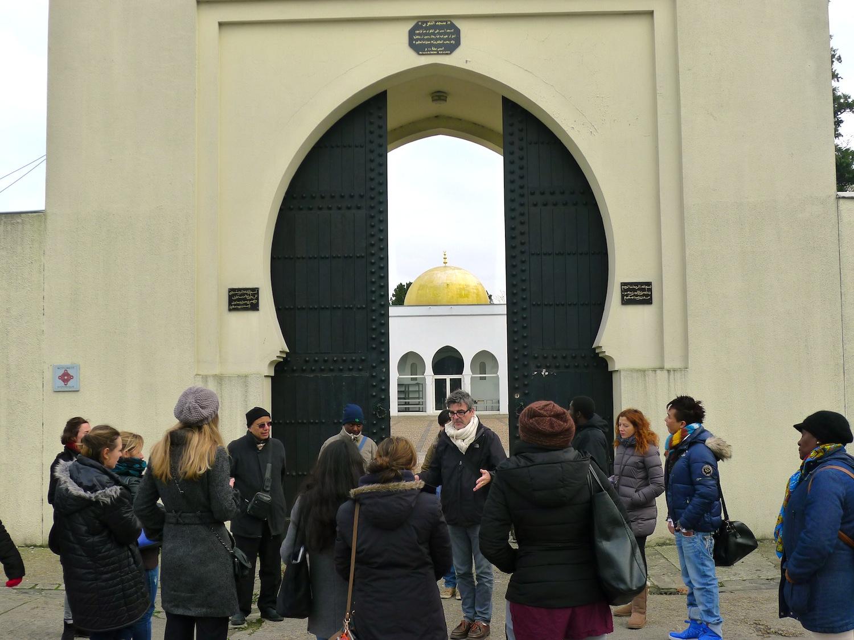 Cimetiere musulman à Bobigny