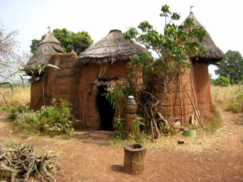 Architecture otammari