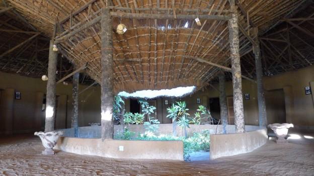 Campement villageois Casamance